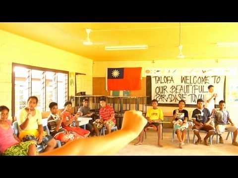 Fenua gali- The beautiful island country called TUVALU