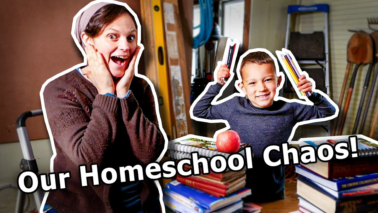 Homeschooling in the Midst of CHAOS!