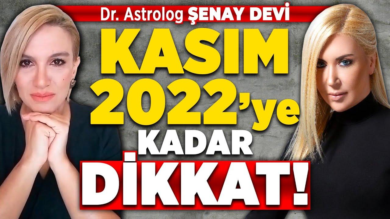 Kasım 2022'ye Kadar DİKKAT!!! Çin Astrolojisinin ÖKÜZ YILI Uyarı ile Başladı!  Astrolog Şenay Devi - YouTube