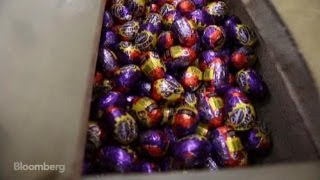 Gooey Goodness: Inside Cadbury