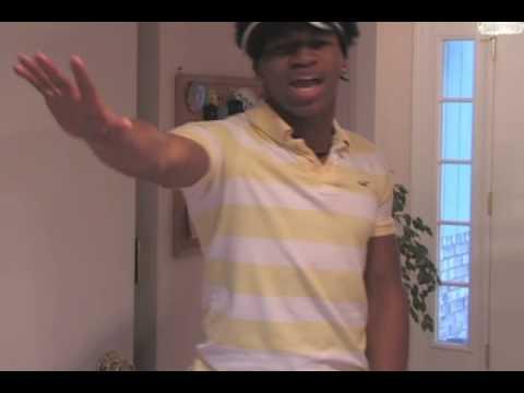 Chris Brown - Glow in the dark, fake music video