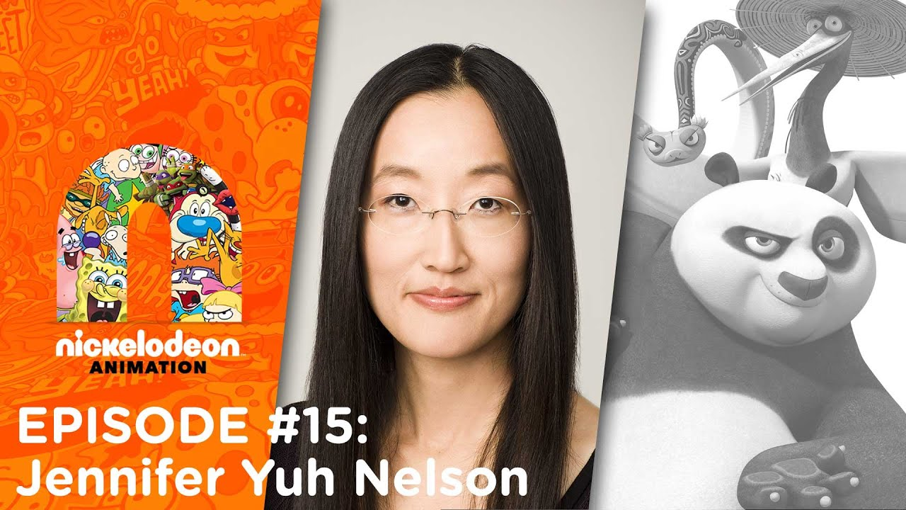 Episode 15: Jennifer Yuh Nelson | Nick Animation Podcast - YouTube