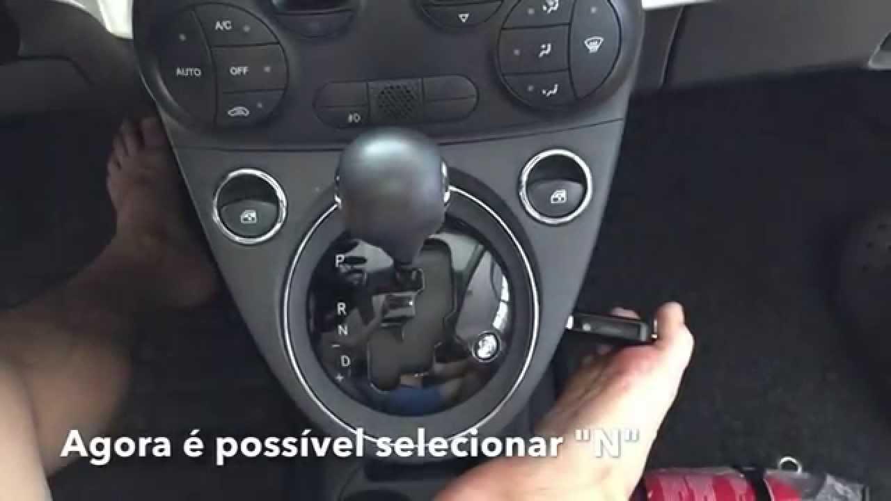 Fiat 500 1 4 16v Multiair Como Destravar Cambio Automatico