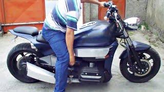 ???? Мотоцикл с Двигателем Volkswagen - Amazonas 1600 ✊! / Видео