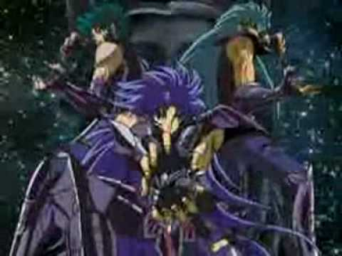 Athena Exclamation-Saint Seiya Hades Chapter-Sanctuary