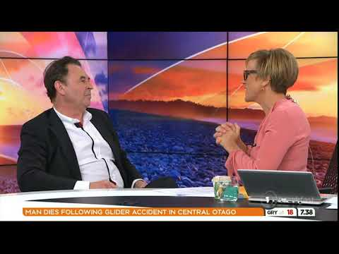 'What Makes Bad and Good Leaders' – Live interview with Hilary Barry TVNZ