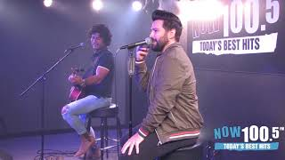 Dan + Shay - Speechless (Live)