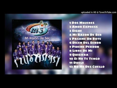 Banda MS - Mi Razon De Ser (Album 2012) (Completo)
