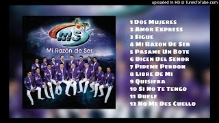 Video Banda MS - Mi Razon De Ser (Album 2012) (Completo) download MP3, 3GP, MP4, WEBM, AVI, FLV Agustus 2018