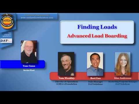 Advanced Load Boarding