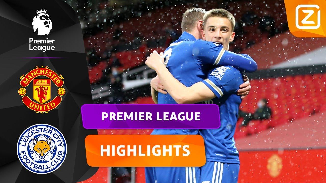 ZEER FRAAIE OPENINGSTREFFER! 😎 | Man United vs Leicester | Premier League 2020/21 | Samenvatting