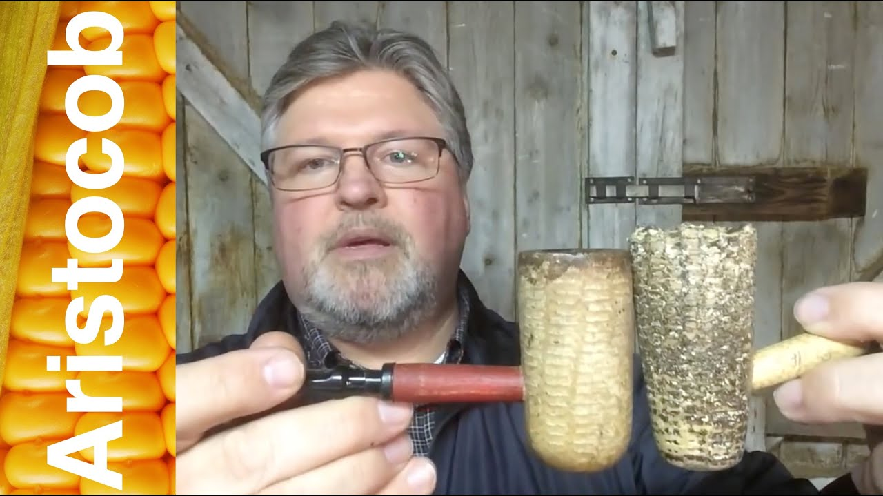 Aristocob Shop Short: Does the Freehand corn cob pipe have