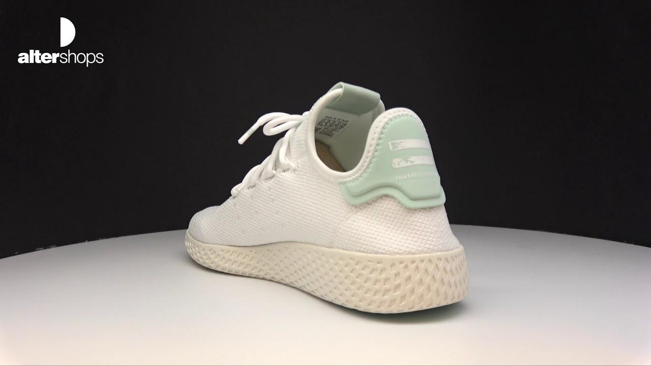 e1d1137499085 adidas Originals Pharrell Williams Tennis HU CQ2168 - YouTube
