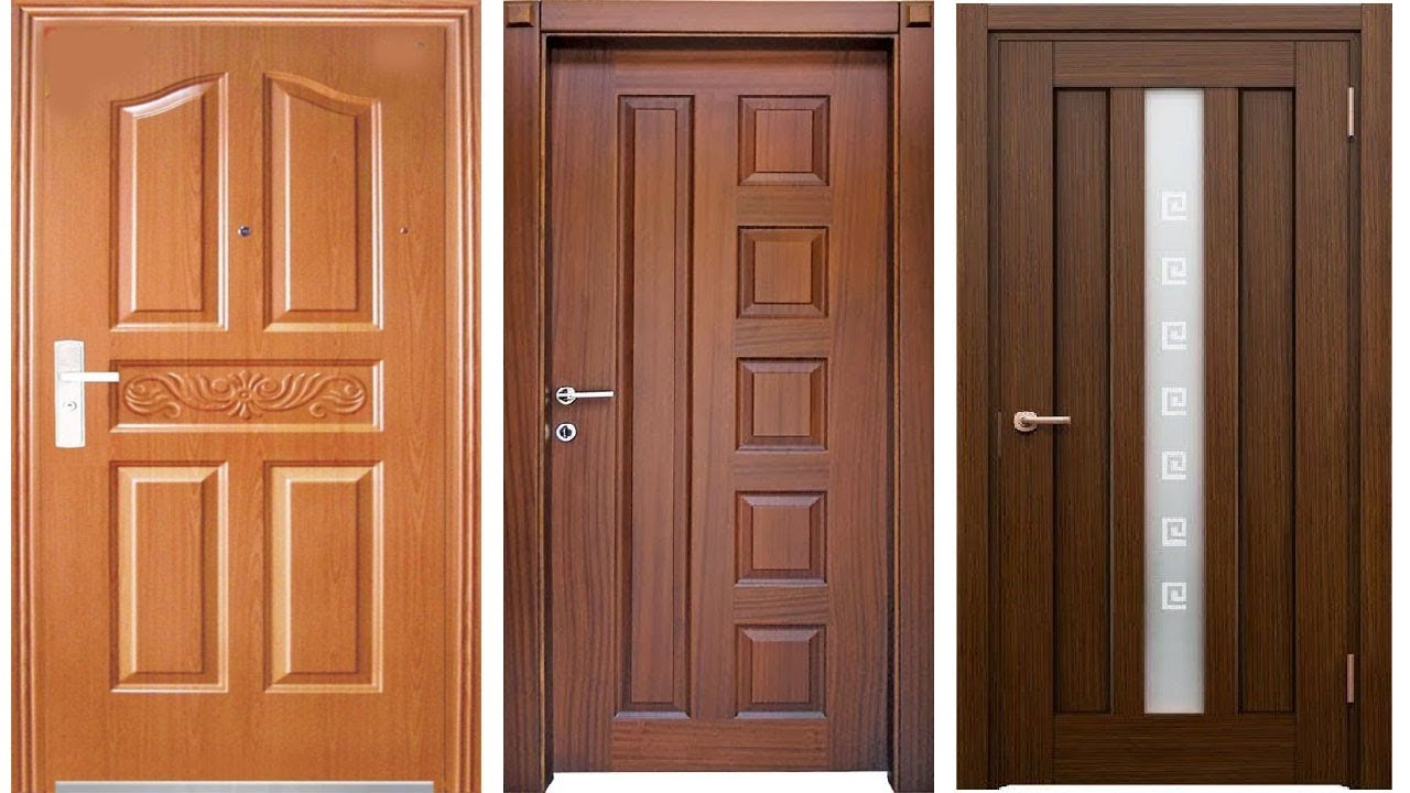 Wooden Door Design For Home Modern Doors Room Designs Ideas