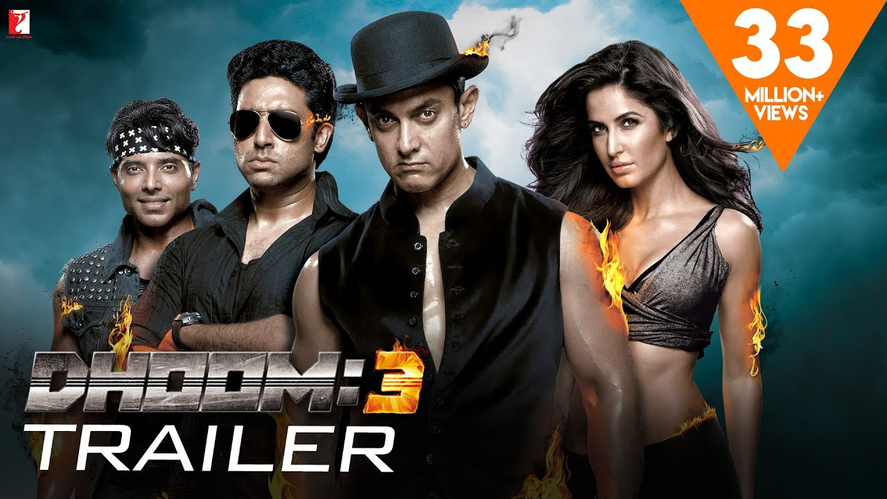 Dhoom 1 Movie Mp4 Video Song Download