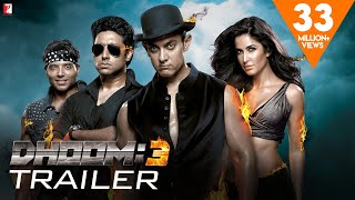 Video DHOOM:3 | Official Trailer | Aamir Khan | Abhishek Bachchan | Katrina Kaif | Uday Chopra download MP3, 3GP, MP4, WEBM, AVI, FLV Juni 2017