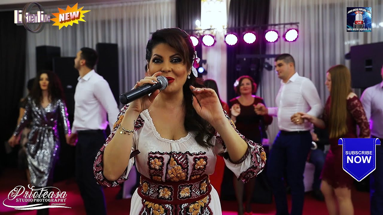 Violeta Constantin Cele Mai Frumoase Melodii Live 2019 Colaj