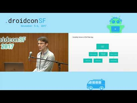 droidcon SF 2017 - Hot Off the Open-Source Grill: RIBs, Scalable Multiplatform App Architecture