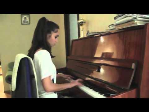 Играю Belalim на пианино (Аревик Аветисян) HD