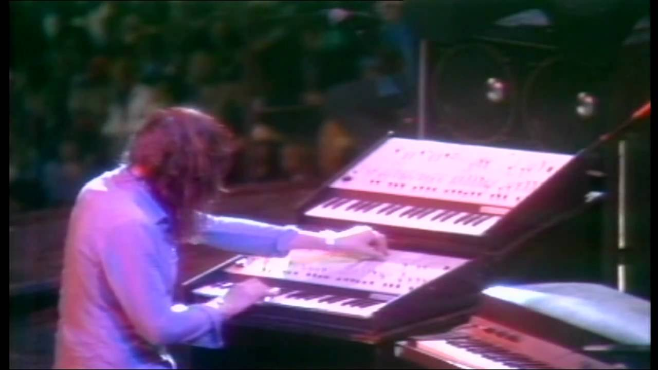 Deep Purple - Space Truckin' (Live at California Jam 74') HD Part 1