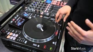 DENON DJ SC3900 - Platine numérique DJ @ Star