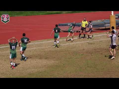 2016 2017 Lebanese Rugby League Immortals VS Lycans
