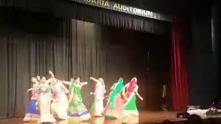 Jain stavan performance for Diwali 2017 Nairobi kenya