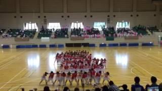 上溝高校 体育祭 2015(冬組)