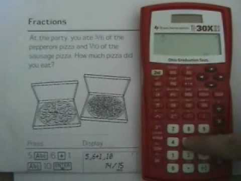Ti 30x Iis Ogt Calculator Tutorial