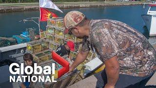 Global National: Oct. 25, 2020 | Federal facilitator in N.S. lobster dispute facing resistance