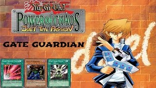 Yu-Gi-Oh! Power of chaos™ Joey the passion HD 60fps: Gate Guardian