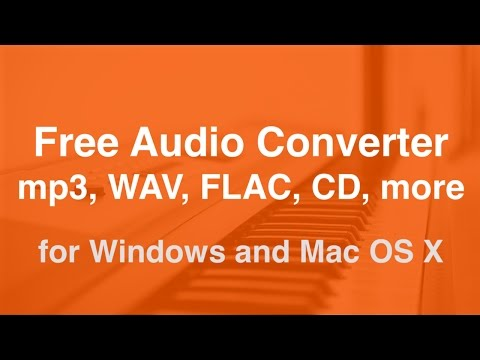 Free Audio Converter For Mac, Windows 10, 8, 7 [Software, AuI Converter 48x44]