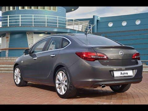 Opel Astra Sedan Edition Plus Vs Others