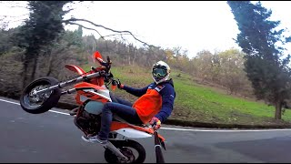 KTM 125 Akrapovic 2016 - On The Limit -