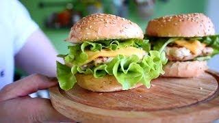 Острый тайский бургер