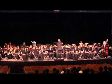 Lynbrook High School Band Part 1 - April 11 2015