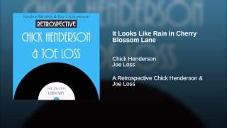 It Looks Like Rain in Cherry Blossom Lane