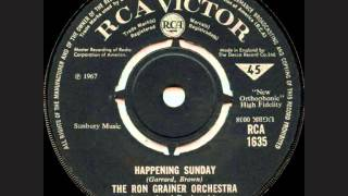 The Ron Grainer Orchestra - Happening Sunday