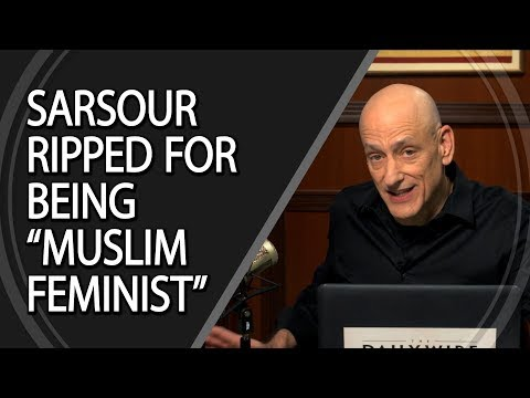 """Sarsour Ripped For Being """"Muslim Feminist"""""""