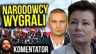 Narodowcy Wygrali w Sądzie z HGW - Będą 2 Marsze Niepodległości 2018 i Zagrożenie Analiza Komentator
