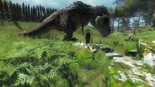 theHunter:Primal -- Dinosaur Hunting Sunday Trek