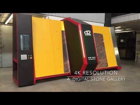 Stonescan Iris V 2.3 - Digital Scanner for Natural Stone