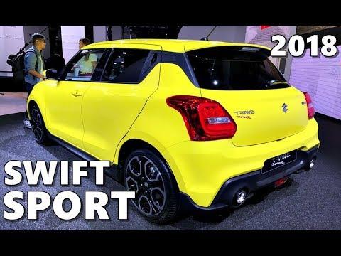 Suzuki Swift Sport 2018 Highlights Features Youtube