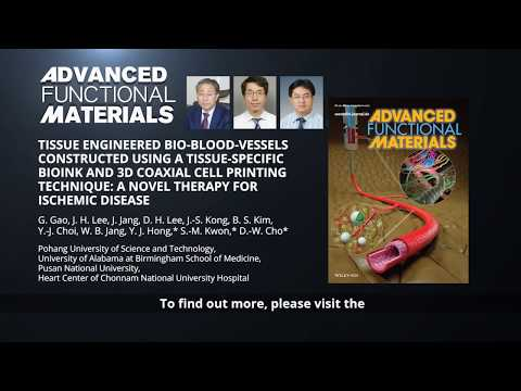 Tissue Engineered Bio-Blood-Vessels: A Novel Therapy for Ischemic Disease