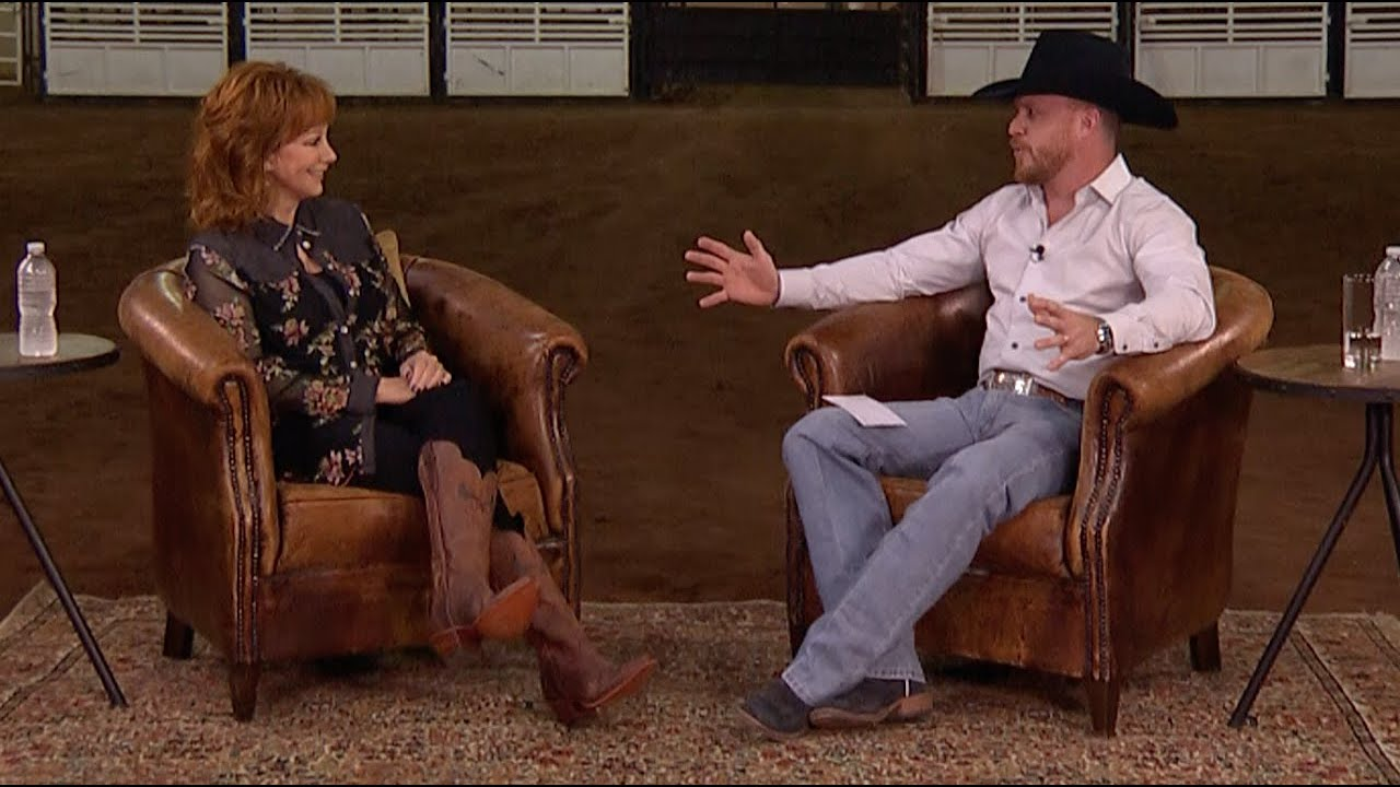 Reba McEntire & Cody Johnson Use Their Rodeo Work Ethic In Music - An Intimate Conversation (Par