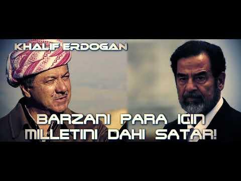 Barzani Saddam'ın Karısını neden kaçırdı? Hüseyin'in servetini kim kaptı?