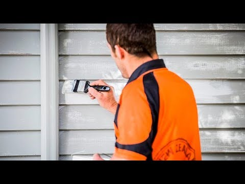 How to Paint Exteriors | Mitre 10 Easy As