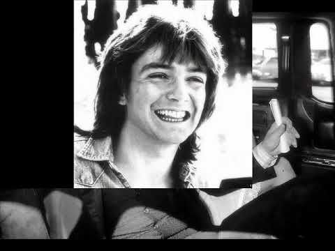 David Cassidy black and white 11