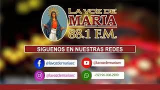 """Transmisión en directo de la iniciativa de Mater Fátima internacional """"El Mundo Unido en Oración"""""""