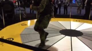 Omnifinity 360 treadmill